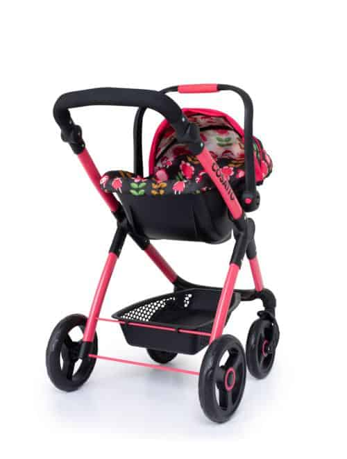 Dolls Prams & Dolls Me-Mo Dolls Pram Car Seat Fairy Garden Pitter Patter Baby NI 9