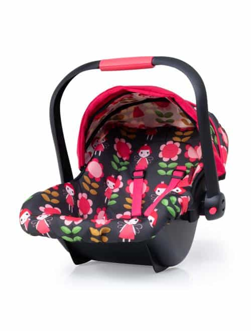 Dolls Prams & Dolls Me-Mo Dolls Pram Car Seat Fairy Garden Pitter Patter Baby NI 6