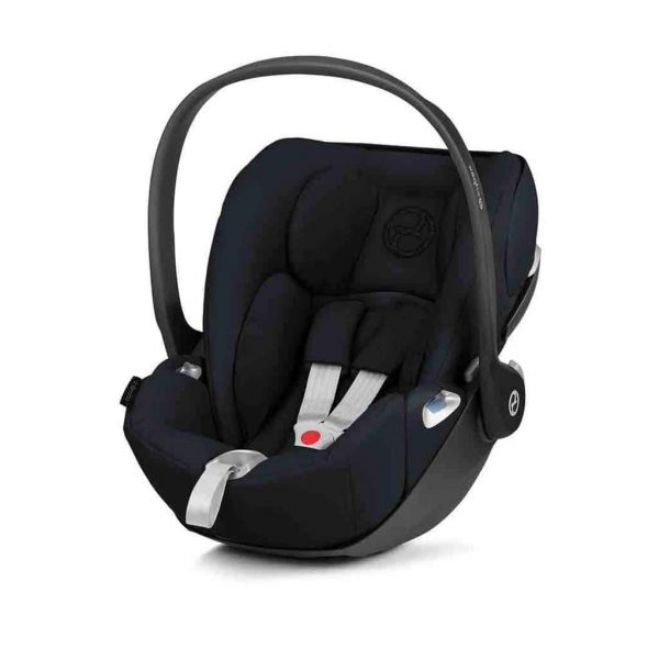 Baby 0-15months Cybex Cloud Z i-Size Car Seat – 2020 – Deep Black Pitter Patter Baby NI 5