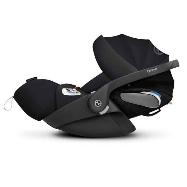Baby 0-15months Cybex Cloud Z i-Size Car Seat – 2020 – Deep Black Pitter Patter Baby NI 4