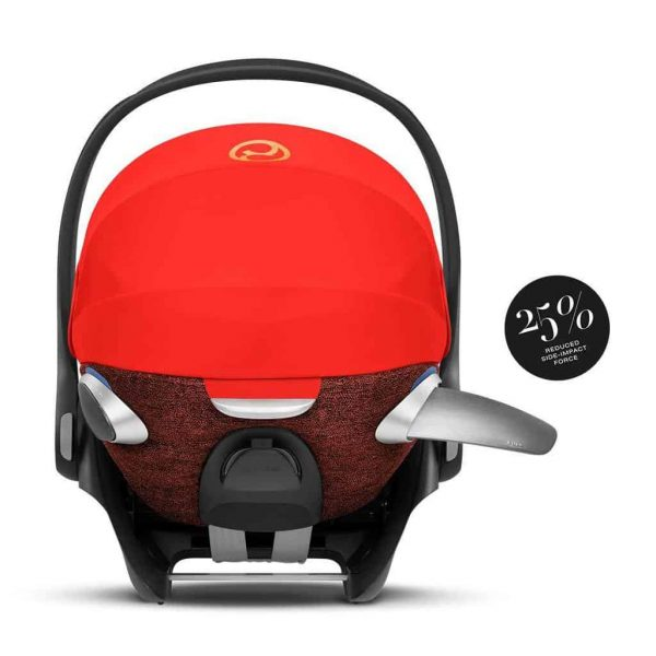 Baby 0-15months Cybex Cloud Z i-Size Car Seat – 2020 – Soho Grey Pitter Patter Baby NI 9