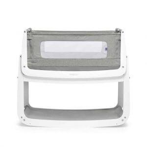 Cribs & Next2Me Cribs SnuzPod4 Bedside Crib Dusk Pitter Patter Baby NI