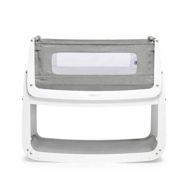 Cribs & Next2Me Cribs SnuzPod4 Bedside Crib Dusk Pitter Patter Baby NI 4