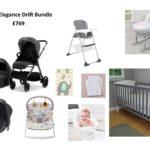 Pitter Patter Baby Elegance Drift Bundle