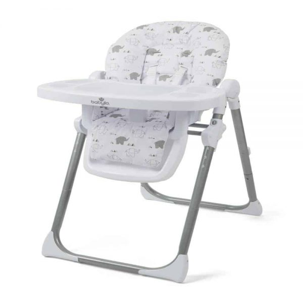 Highchairs Babylo HiLo Highchair – Origami Elephant Pitter Patter Baby NI 5