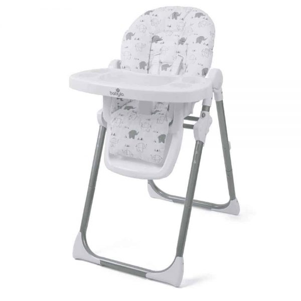 Highchairs Babylo HiLo Highchair – Origami Elephant Pitter Patter Baby NI 4