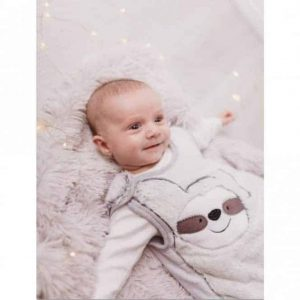Blankets & Sleeping Bags Bizzi Growin 2.5 TOG Sleeping Bag – Sidney the Sloth Pitter Patter Baby NI