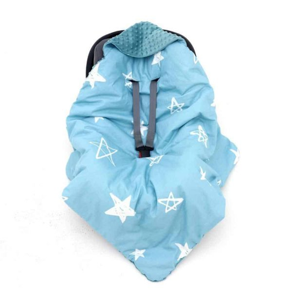 Accessories & Footmuffs Little Love Carseat Blankets Pitter Patter Baby NI 9