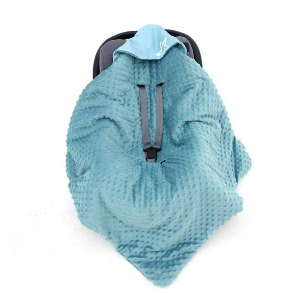 Accessories & Footmuffs Little Love Carseat Blankets Pitter Patter Baby NI 10