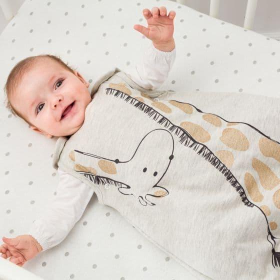 Blankets & Sleeping Bags BABY SLEEPING BAG GILBERT GIRAFFE Pitter Patter Baby NI 5