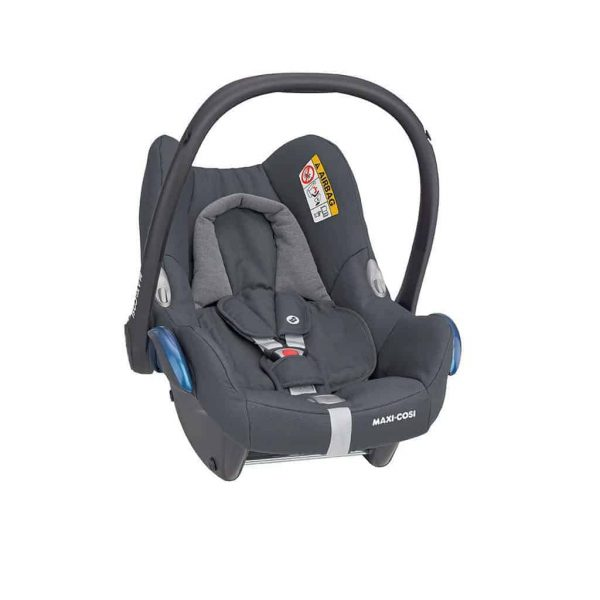 Baby 0-15months Maxi Cosi Cabriofix carseat Pitter Patter Baby NI 3