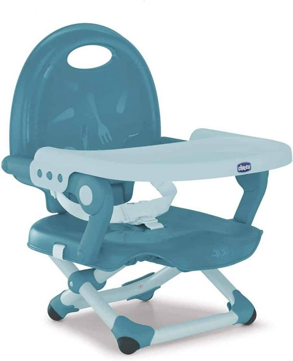 Booster Seats Chicco Pocket Snack Booster Seat Pitter Patter Baby NI 9