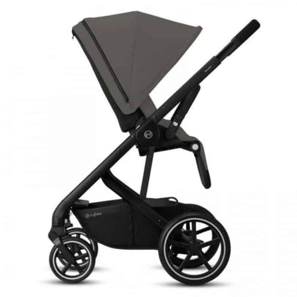 Travel Systems Cybex Balios 7 Piece Bundle – Soho Grey Pitter Patter Baby NI 5