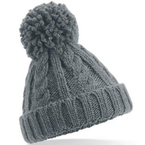 Infant Cable knit Hat