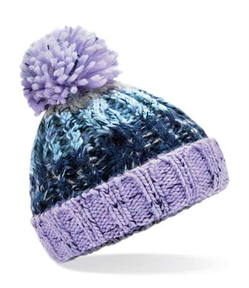 winter hats Infant Corkscrew Pom Pom Hat Pitter Patter Baby NI 5