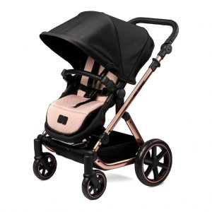 ABC Design Migno Dolls Pram-Rose Gold (New 2020)