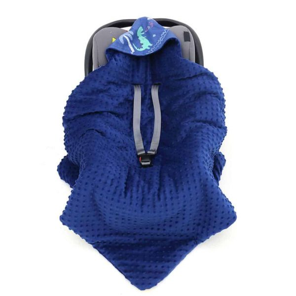 Accessories & Footmuffs Little Love Carseat Blankets Pitter Patter Baby NI 19