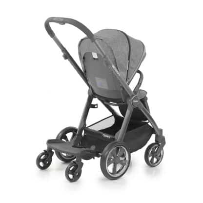 Accessories & Footmuffs Oyster3 Ride-On-Board Pitter Patter Baby NI 6