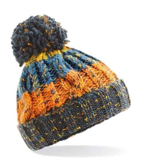 winter hats Infant Corkscrew Pom Pom Hat Pitter Patter Baby NI 4