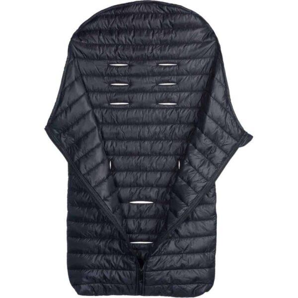 Accessories & Footmuffs Safety 1st BabyDoune Footmuff (Black) Pitter Patter Baby NI 5