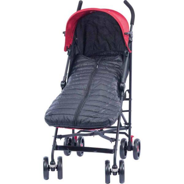 Accessories & Footmuffs Safety 1st BabyDoune Footmuff (Black) Pitter Patter Baby NI 7