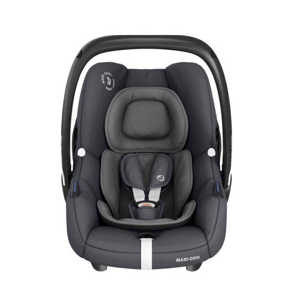 Baby 0-15months Maxi-Cosi Tinca Car Seat – Essential Graphite – 2020 Pitter Patter Baby NI 4