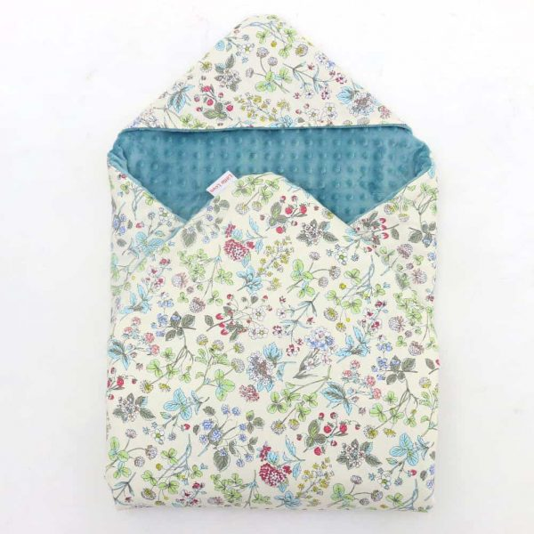 Accessories & Footmuffs Little Love Carseat Blankets Pitter Patter Baby NI 20