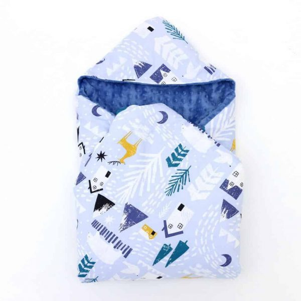 Accessories & Footmuffs Little Love Carseat Blankets Pitter Patter Baby NI 4