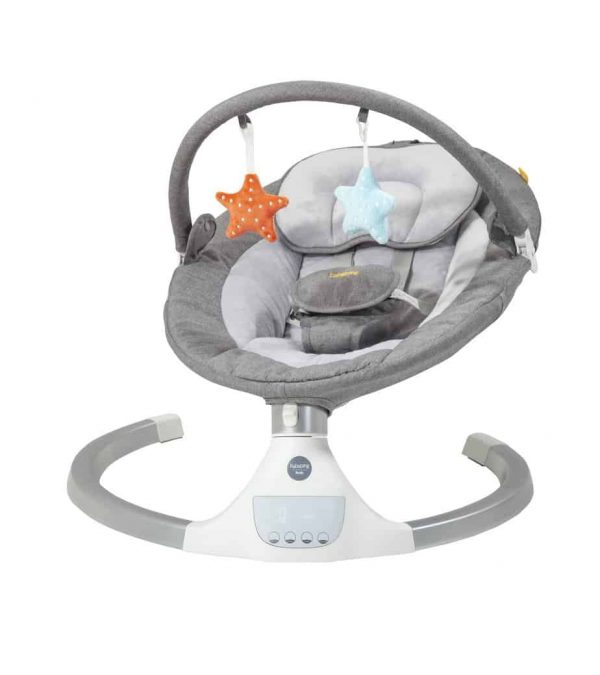 Bouncers & Rockers Hub Electric Swing Pitter Patter Baby NI 8