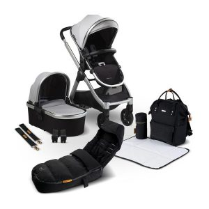 RAFFI 3-IN-1 TRAVEL SYSTEM 9 PIECE BUNDLE