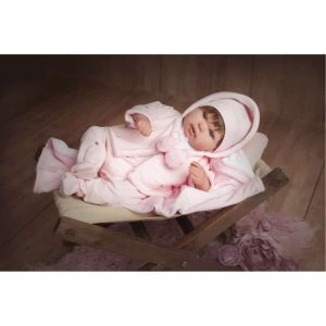 45cm Reborn Doll Blanca