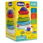 Chicco 2-in-1 Ring Tower