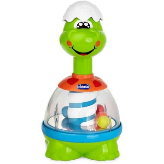 Toys Chicco Dino Spin Pitter Patter Baby NI 5