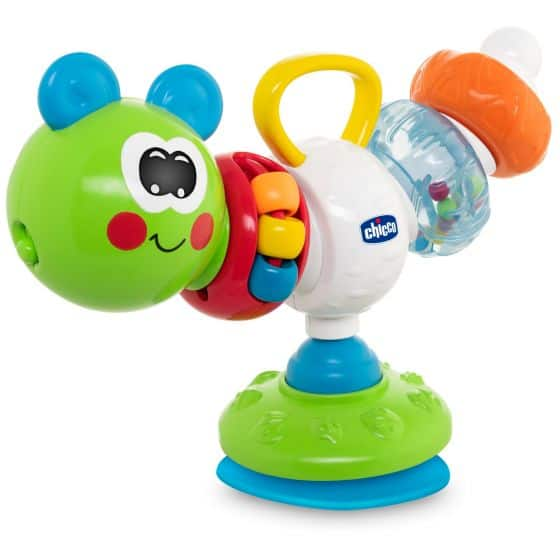 Toys Chicco Phil the Caterpillar Pitter Patter Baby NI 5