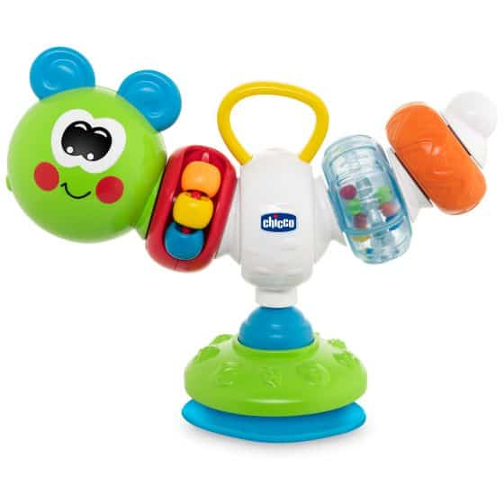 Toys Chicco Phil the Caterpillar Pitter Patter Baby NI 6