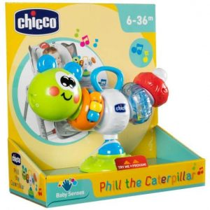Chicco Phil the Caterpillar