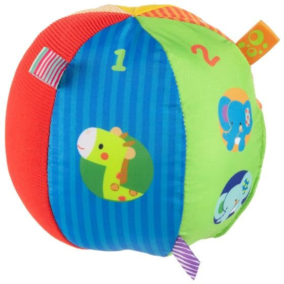 Toys Chicco Musical Ball Pitter Patter Baby NI 5