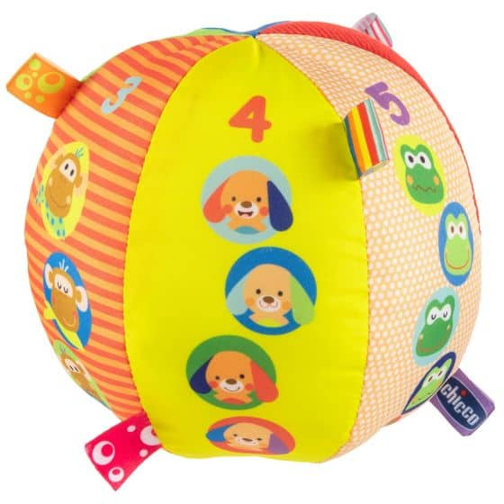 Toys Chicco Musical Ball Pitter Patter Baby NI 6