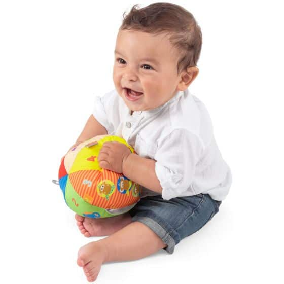 Toys Chicco Musical Ball Pitter Patter Baby NI 9