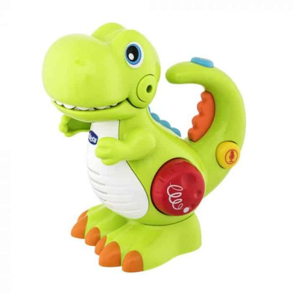 Toys Chicco T Rec Pitter Patter Baby NI 8