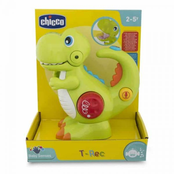 Toys Chicco T Rec Pitter Patter Baby NI 4