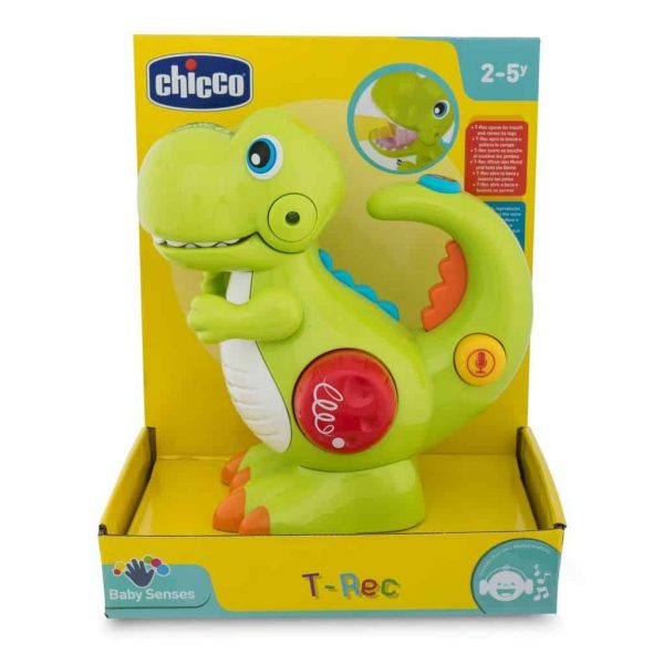 Toys Chicco T Rec Pitter Patter Baby NI 5