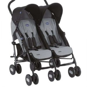 Buggies & Strollers Echo Twin Pushchair Pitter Patter Baby NI