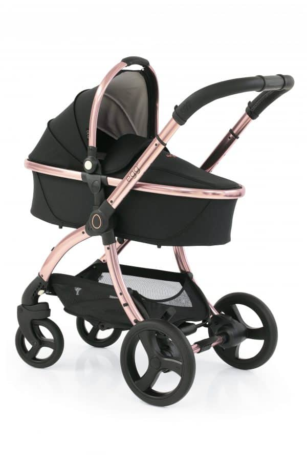 Travel Systems Egg2 Diamond Black Special Edition Bundle Pitter Patter Baby NI 6
