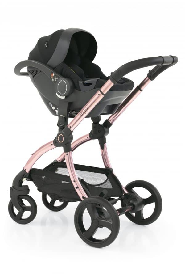 Travel Systems Egg2 Diamond Black Special Edition Bundle Pitter Patter Baby NI 12