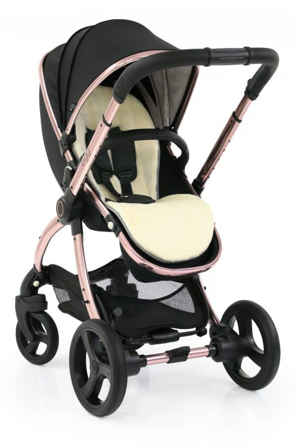 Travel Systems egg2 Diamond Black Stroller, Carrycot & backpack Pitter Patter Baby NI 12