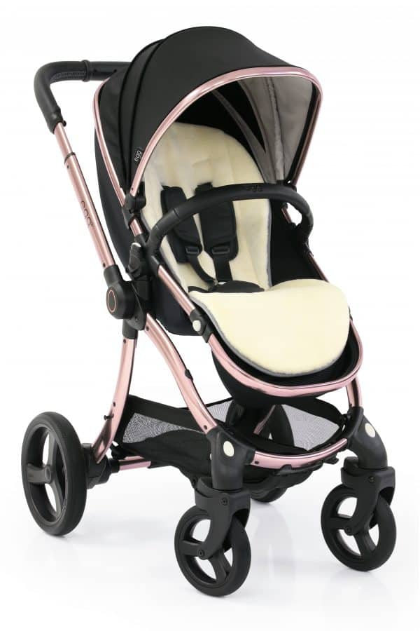 Travel Systems egg2 Diamond Black Stroller, Carrycot & backpack Pitter Patter Baby NI 10