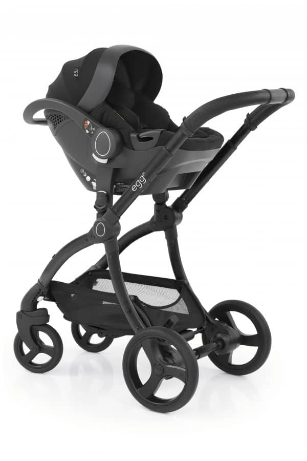 Travel Systems Egg2 Just Black Special Edition Bundle Pitter Patter Baby NI 8