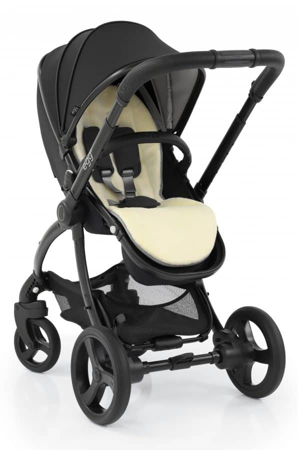 Travel Systems egg2 Just black Stroller, Carrycot & Backpack Pitter Patter Baby NI 9