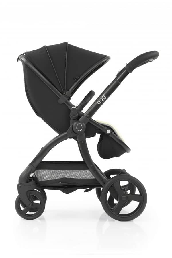 Travel Systems egg2 Just black Stroller, Carrycot & Backpack Pitter Patter Baby NI 7
